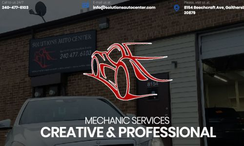 Solutions Auto Center, LLC